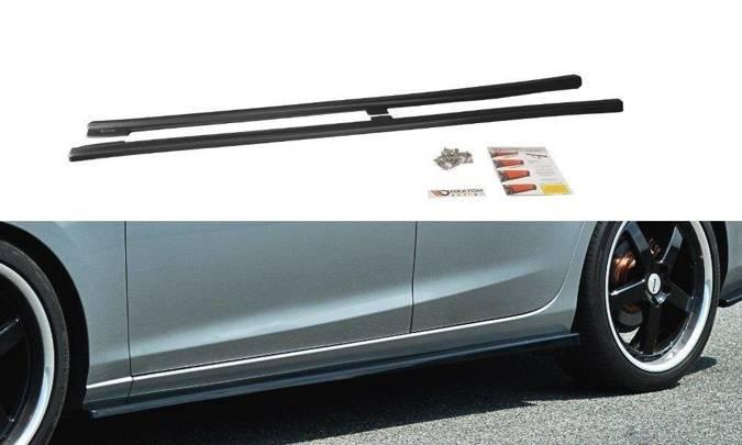 Dokładki progów Maxton Mazda 6 GJ (MK3) Wagon (czarny połysk)