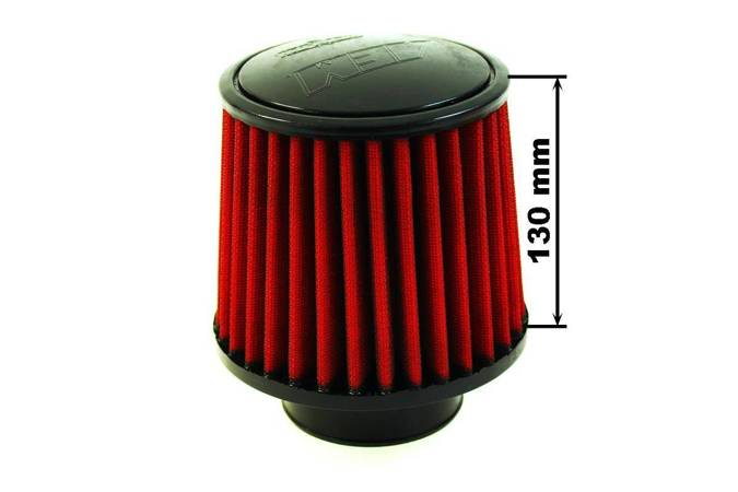 Filtr stożkowy AEM 21-203DK 60-77MM