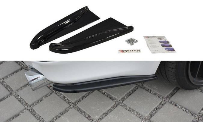 Splittery tylne boczne Maxton Lexus IS MK2 (carbon look)